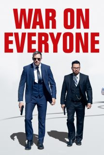 War on everyone 2054 poster.jpg