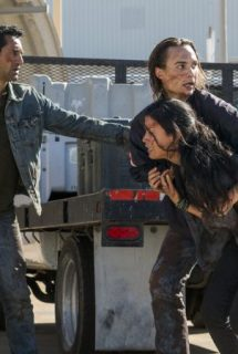 Imagen Fear the Walking Dead HDTV Spanish Online Torrent 3x8