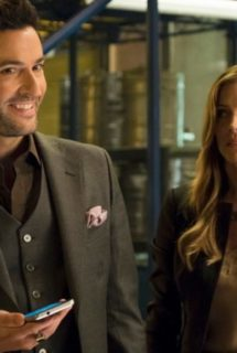 Imagen Lucifer Serie TV Spanish Online Torrent 3x5