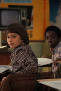 Imagen Stranger Things HDTV Spanish Online Torrent 2x1