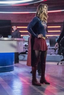 Imagen Supergirl Serie TV Spanish Online Torrent 2x11