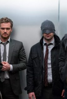 Imagen The Defenders Serie TV Spanish Online Torrent 1x3