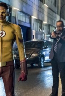 Imagen The Flash Serie TV Spanish Online Torrent 4x1