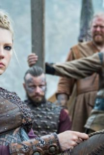 Imagen Vikingos Serie TV Spanish Online Torrent 4x8